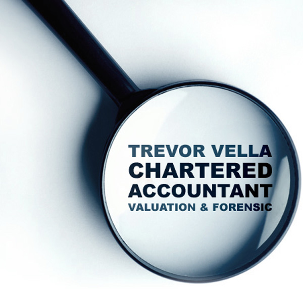 Trever Vella Chartered accountant