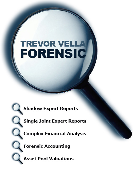 valuation and forensic accounting